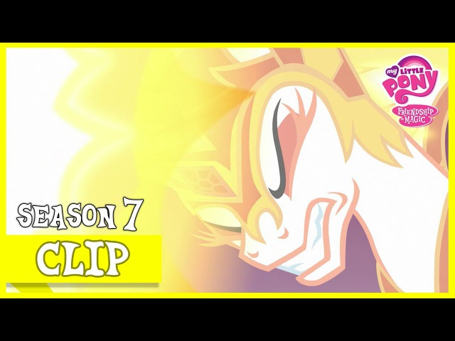Celestia Defeats Daybreaker and Nightmare Moon (A Royal Problem) | MLP: FiM [HD]