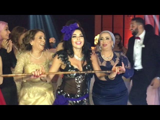 جديد، اللا كوشنير ، رقص صعيدي بفرح بالقاهر 15