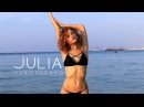 Julia Yaroshenko - Beach Video Shoot Dubai