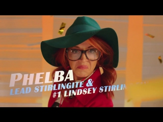 Премьера! Lindsey Stirling feat. Phelba - Hold My Heart () ft.&