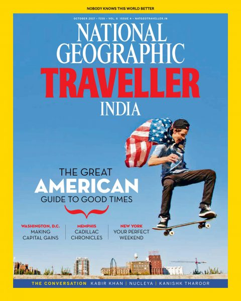 2017-10-01 National Geographic Traveller India