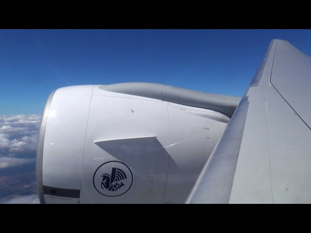 Paris [CDG] to Cotonou [COO] in Air France Boeing 777-200ER