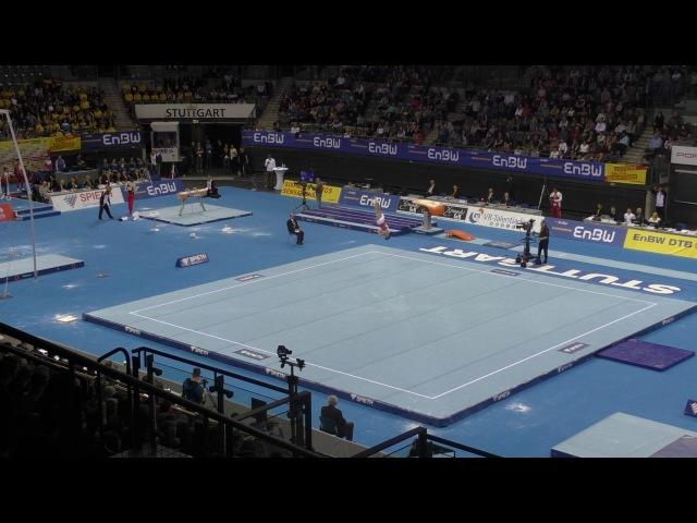 EnBW DTB Pokal 2017 Dimitri Lankin Boden