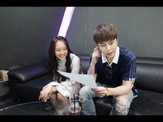 [RANDOM] Ship Is Sailing xD - Yong Junhyung x Kriesha Chu
