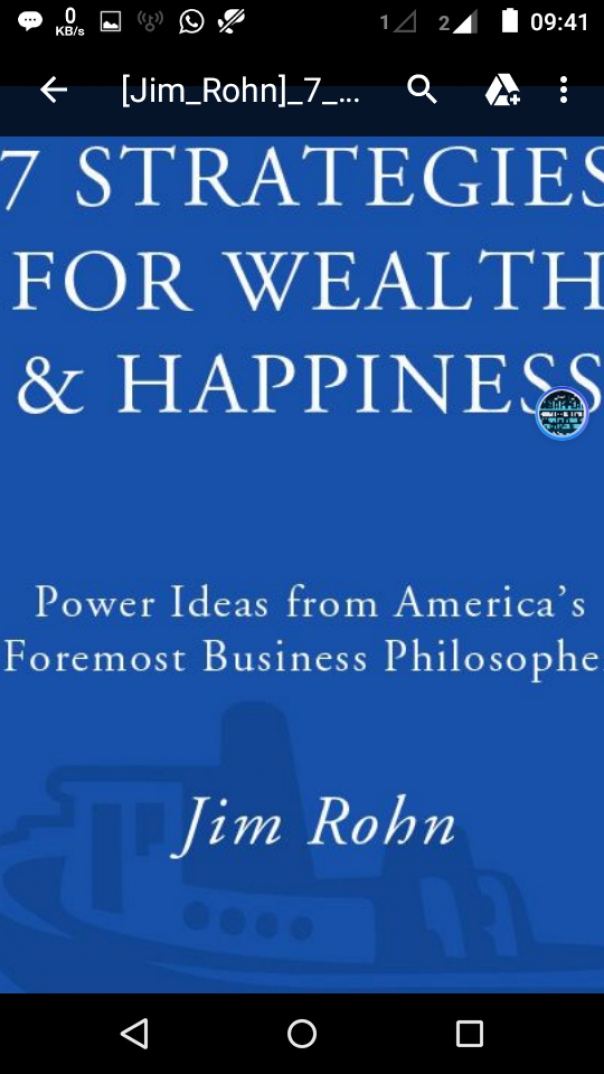 7 Strategies for Wealth  Happiness Power