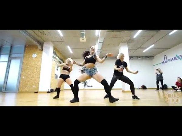 AVI S ANS - Hot gyal | Dhq Alevanille Choreography | Kazan, Russia