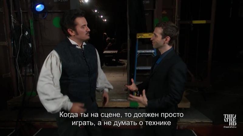 «ЛУИЗА МИЛЛЕР». Интервью с Петром Бечалой (Piotr Beczała). Метрополитен Опера 2017-18 в кино