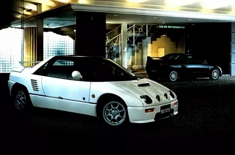 700 килограммов ярости редкого спорткара Autozam AZ-1, который и Suzuki, и Mazda., изображение №20