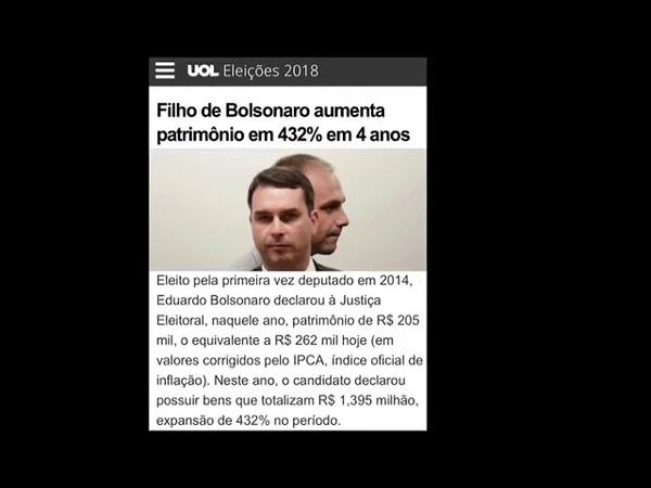 MAIS UMA FAKENEWS DESCARADA DA IMPRENSA