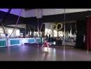 Ученица студии, Шаймухаметова Эльвира, Pole Dance