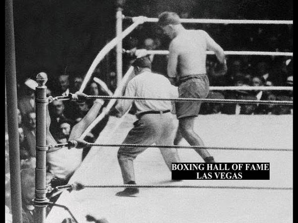 Jack Dempsey KOs Luis Firpo This Day September 14 1923 Retains Crown