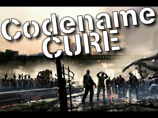 Codename CURE?ПРОХОЖДЕНИЕ КАРТЫ Cbe_flatline
