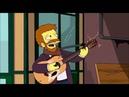 Simpsons Glen Hansard Falling Slowly GER