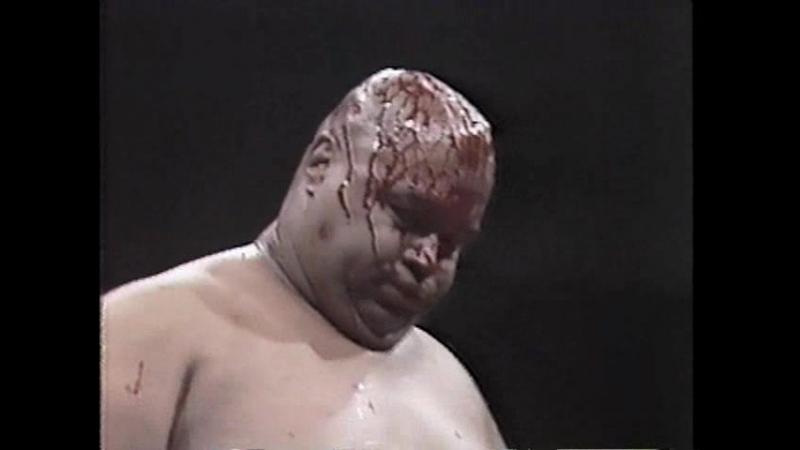 01.28 - Yoshiaki Yatsu Shinnichi Nakano Vs. Abdullah the Butcher Randy Rose