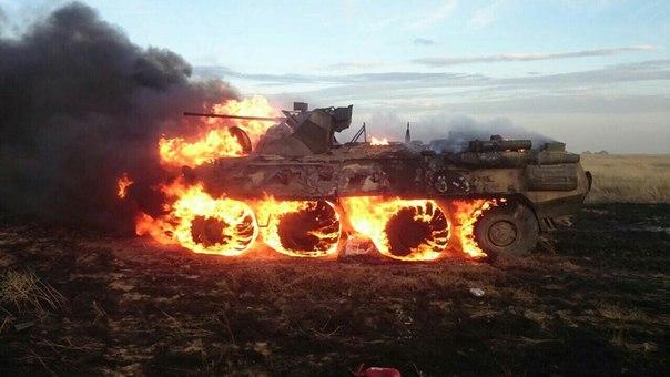 Виновным в уничтожении бронетранспортера признали военнослужащего Семе