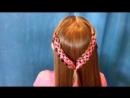 Checkerboard Braid, Princess Hairstyles
