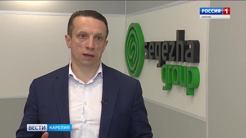 Глава АФК Система Владимир Евтушенков оценил модернизацию Сегежского ЦБК