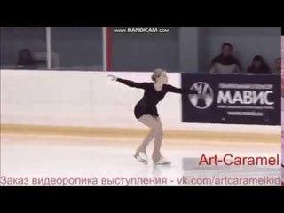 Алиса Федичкина КП  Всероссийские соревнования на призы ФФКК СПб