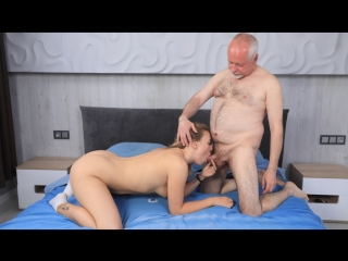 [oldgoesyoung] daniella margot experienced man cures cutie with sex () [400p]