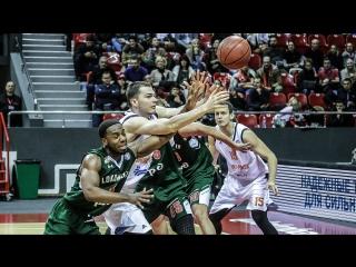 Lokomotiv-Kuban vs Tsmoki-Minsk Highlights Dec 2, 2017