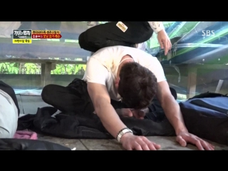 Jonghoon @ Law of Jungles Ep. 263 (full)