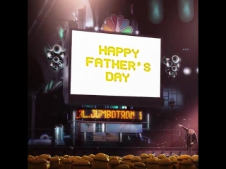 Happy father's day from the #minions.