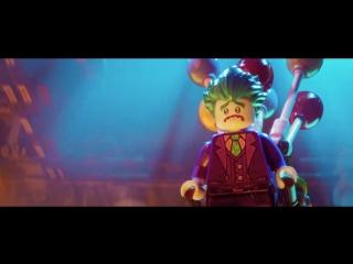 Лего. Фильм. Бэтмен | Бэтмен доводит до слёз Джокера