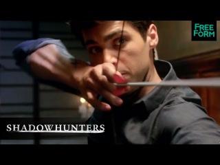 Shadowhunters | Season 2 Trailer: Love the New Look and Feel | Freeform