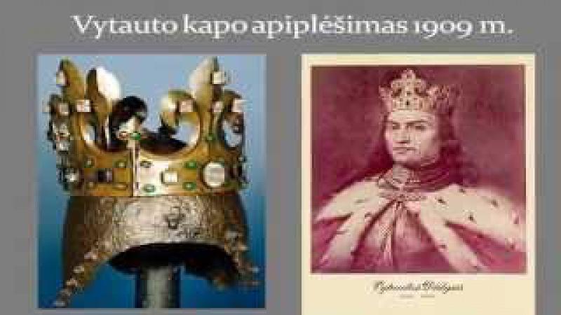 Karalių kriptos atradimas Vytauto Didžiojo palaikų nuslėpimas