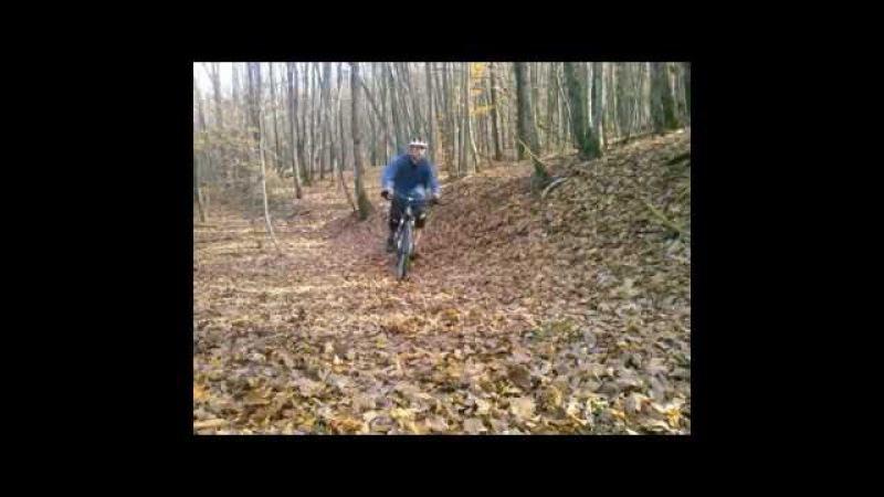 Аutumn trails Осенние трейлы Скилл зона