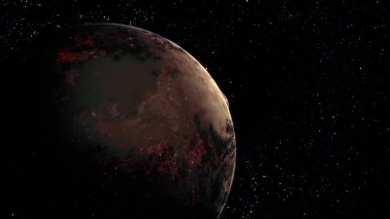 Земля Мощь планеты 2007 уникальная планета