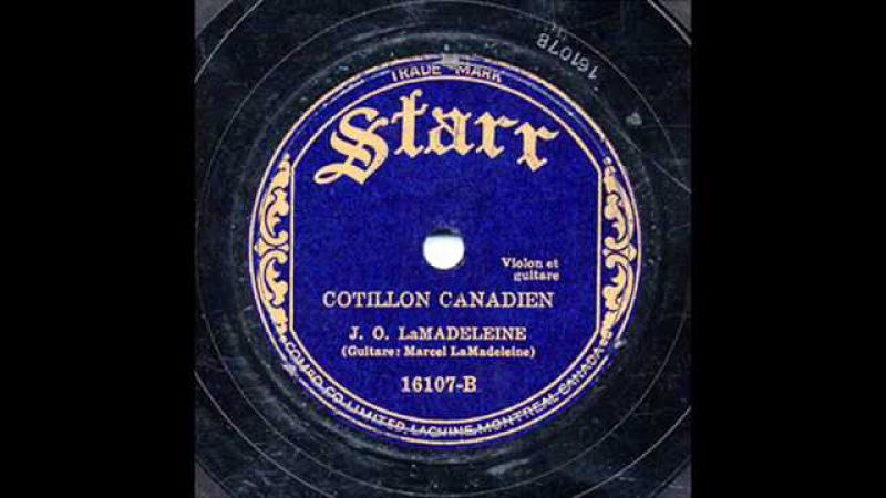 J O LaMadeleine Cotillon canadien
