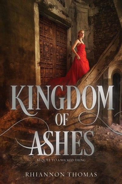 Rhiannon Thomas - Kingdom of Ashes