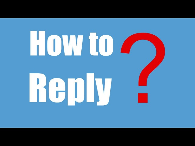 How to improve English Skills ✔How to Reply in Speaking English ✔ How to Answer English Question