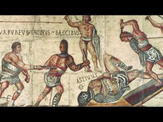 Восстание Спартака рассказывает историк Сергей Виватенко