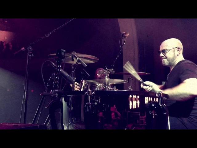 Jason Bonham The Wanton Song Live with JBLZE