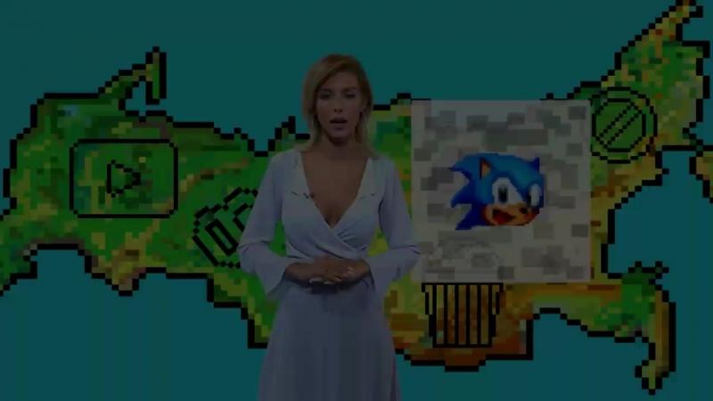 Sonic Mania в ДРУЖКО ШОУ (Sparta remix)