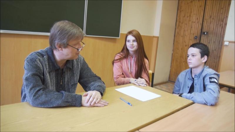 ТВ программа Кадры и ШКиТ Хлопушка в Санкт Петербургском государственном институте кино и телевидения