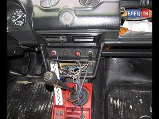 Полиция Ельца задержала группу автомобильных воров