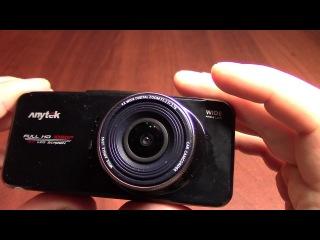 Лучший видеорегистратор с ALIEXPRESS Anytek AT66A из Китая