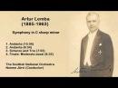 Artur Lemba 1885-1963 - Symphony in C sharp minor