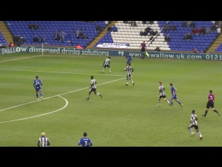 Birmingham city 1-1 newcastle united:  fa cup 3rd round highlights 2016/17