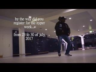 NIAKO Legion X | Hip Hop Frestyle in Copenhagen Airoport