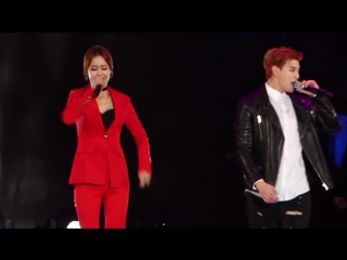 [zoom in] baek ji-young my ears candy(with eli), big concert dmc festival 2016