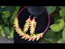 Экзотические цветы_ ГЕЛИКОНИЯ ❤ Мастер-класс ❤ Полимерная глина ❤ Polymer clay t