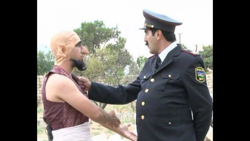 ZarafatsiZ islam Elshad 2011 7 ci verilish 2 cisi