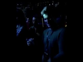 Niall Horan via snapchat