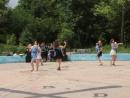Слинготанец на Пикнике Добра-2017 Симферополь
