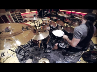 Krimh SepticFlesh - Enemy of Truth (Drums recording)