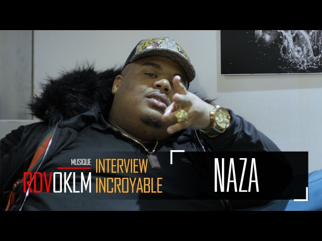 NAZA INCROYABLE – RdvOKLM (Interview) {OKLM TV}